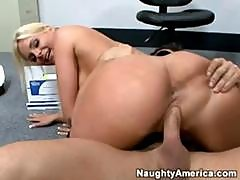 Girl With Hot Ass Fucked 3