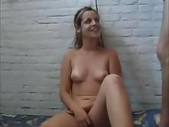 Homemade Horny Bruntte