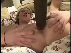 Chick Takes Some Dick