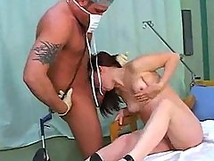 Hospital Hardcore Fun with Horny Amateur Babe