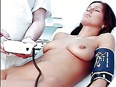 Sara gyno exam including pussy speculums exam and