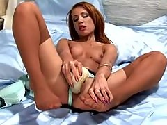 Sexy legs and feet in nylons dirty solo play