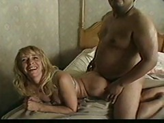 Blond ebig ass double mmf 15min