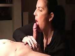My Best Friend's Mommy Licked And Sucked My Hard Dick Slow