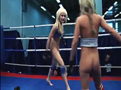 Nude Fight Club 3 scene 2