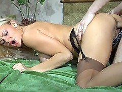 Dolly&Rolf nasty nylon movie