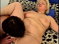 Big russian granny - Jitka