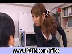 19-office sex japan - japanese secretary fucked in office
