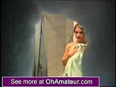 Amayeur Spy Shower 1