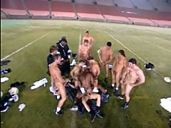 Kimberly Franklin gangbang by footbal...