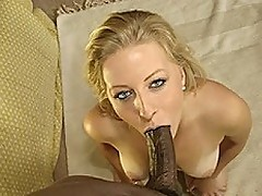 Innocent Coed Is Slut For Black Dicks