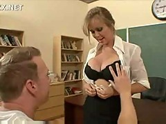 Dirty and Nasty Teacher
