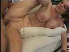 Tattooed Hoe With Big Tits Fucked & Cummed
