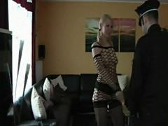 The police play with little jannet - pornfix.co.uk