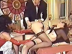Classic Porn With Brunette Babes Getting Fisted And Banged