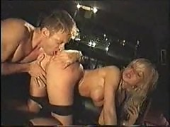 Limo sex with Sylvia Saint