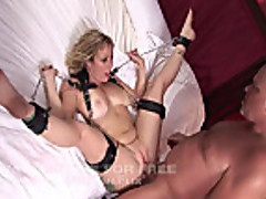 Adrianna Nicole Get Loosely Bound and Fucked
