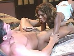 (latina) Alexis Amore - Border Trash scene 1