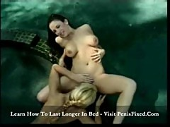 Rosaline - pools are made for busty lesbians2