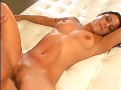 Slutty Ariana Jollee gets her wet pussy shagged hard and the...