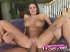 Sex with D cup slut Austin Kincaid