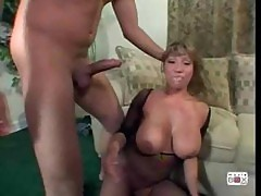 Busty Ava Devine Threesome