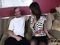 Sexy Ava Devine Rewards Her He...