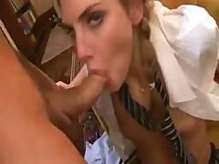 Nasty Schoolgirl Brianna Love Likes To Cram For Hard Cocks In Her Ass