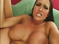 Porn babe Carmella Bing gets her pussy dripping with awesome...