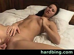 Small tits Claudia Rossi banged