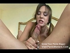 Amazing cytherea cock sucker