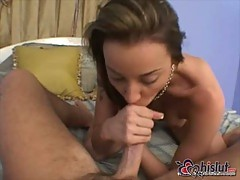 Delilah Strong takes POV cum