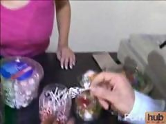 GIA PALOMA CANDY STORE COEDS SCENE 1