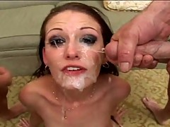 Hailey young-true cum slut