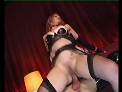 British Slut Hannah Harper in kinky action
