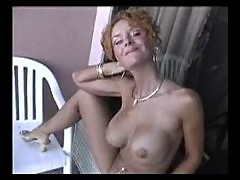 Janet Mason Redhead Mature Wife Mother Exposed