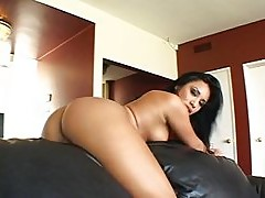Jasmine Byrne DP and creampie