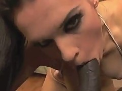 Jennifer Dark blowjob pov