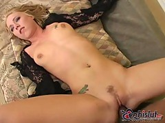 Katie Morgan loves POV black cock