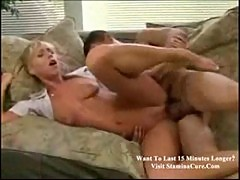 Katie morgan delivers a package then fucked