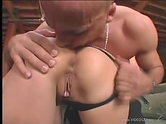 Katsuni Takes A Big Cock In Each And Every Hole