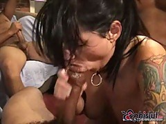 Katrina Kraven double dicked