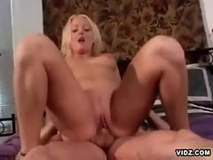 Melissa lauren gets her holes fucked by a horny cock - vidz