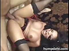 Asian Bitch Mika Tan Gets A Hardcore Fucking From A Long White Cock