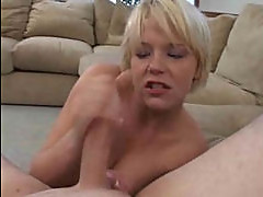 Missy Monroes extreme blowjob