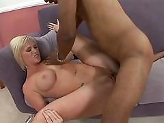 Naomi Cruise Meets A Black Dude And Brings Him Home To Fuck