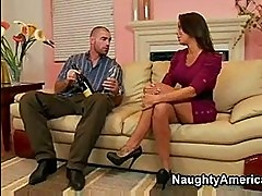 Tz rachel starr rides to perfection