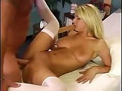 Sammie Rhodes Takes His Cock Deep And Then Gets Fucked Hard