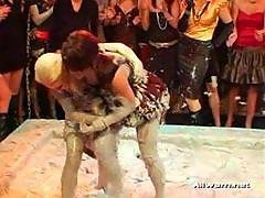 Sharka mud wresting 2