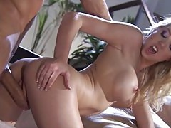 Sexy Shawna Lenee in action